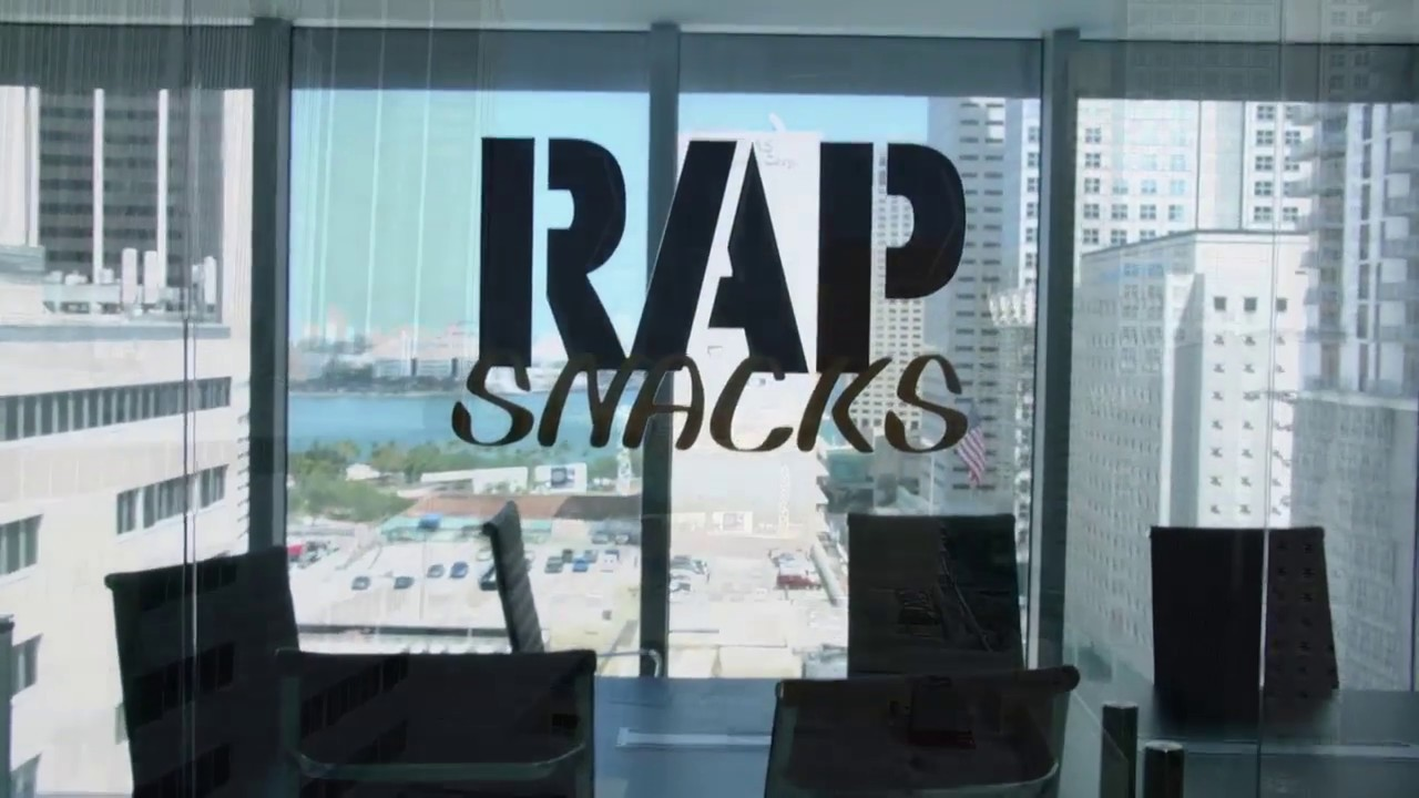 RAP SNACKS BEST CHIPS IN THE WORLD