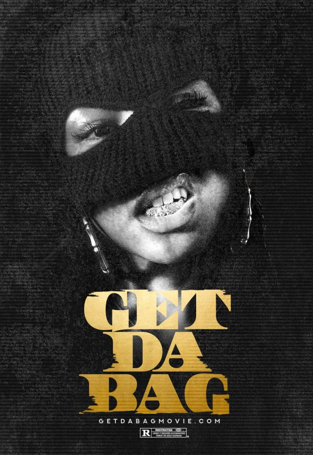 "A female super star cast with upcoming ""GET DA BAG"" movie"