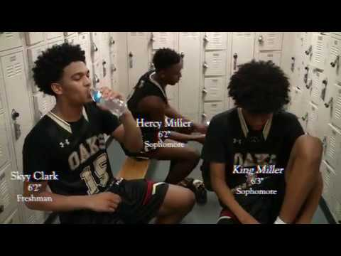 Hercy, King and Skyy Serious Next Up Professional Ballers on Hoopers Only TV