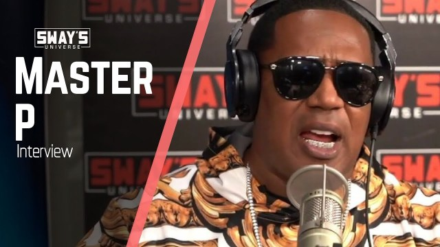 Master P Talks Building The No Limit Empire and Creating New Opportunities on SWAY