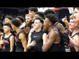 Minnehaha Academy Sells Out Target Center 17,000 in attendance as they defeat Sierra Canyon.