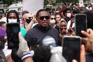 "MASTER P SAYS ""WE NEED AN ECONOMICAL PLAN TO FIGHT INJUSTICE"""