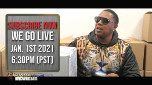 MASTER P REVIEWS SHOW IS ALL ABOUT HELPING SMALL BUSINESS – LIVE JAN 1ST 2021 YOUTUBE