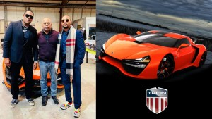 MASTER P, ROMEO MILLER AND JAMES LINDSAY PARTNER UP WITH RICHARD PATTERSON OF TRION SUPERCARS THE FIRST BLACK OWNED AMERICAN AUTO MANUFACTURE