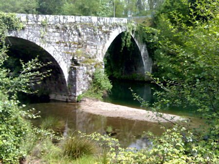Ponte de Vilela Rio Vez