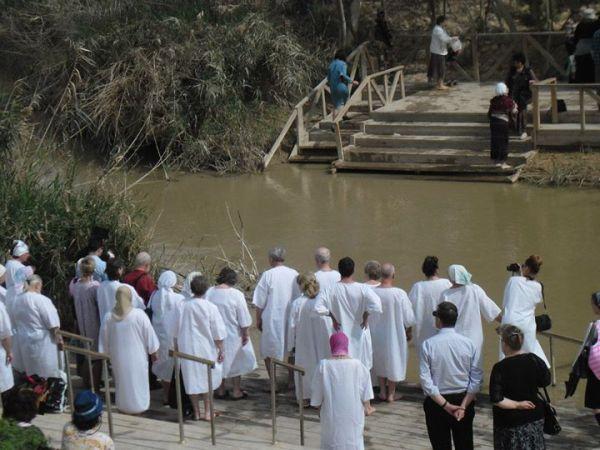 Jordan Christians