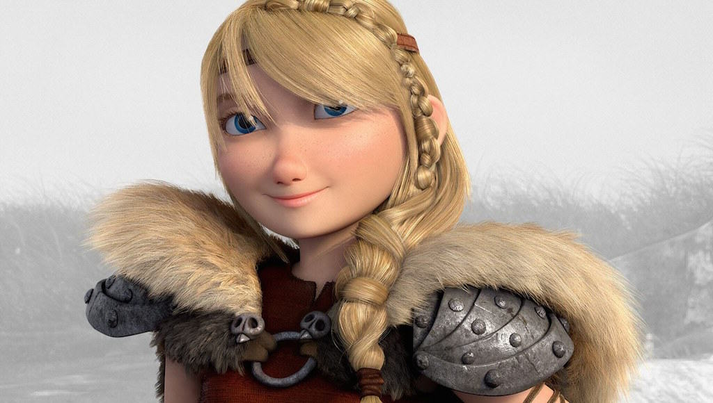 astrid hofferson in cartoon fur