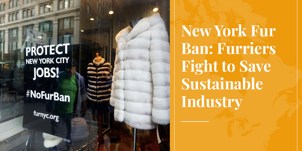 New York fur ban furriers fight back
