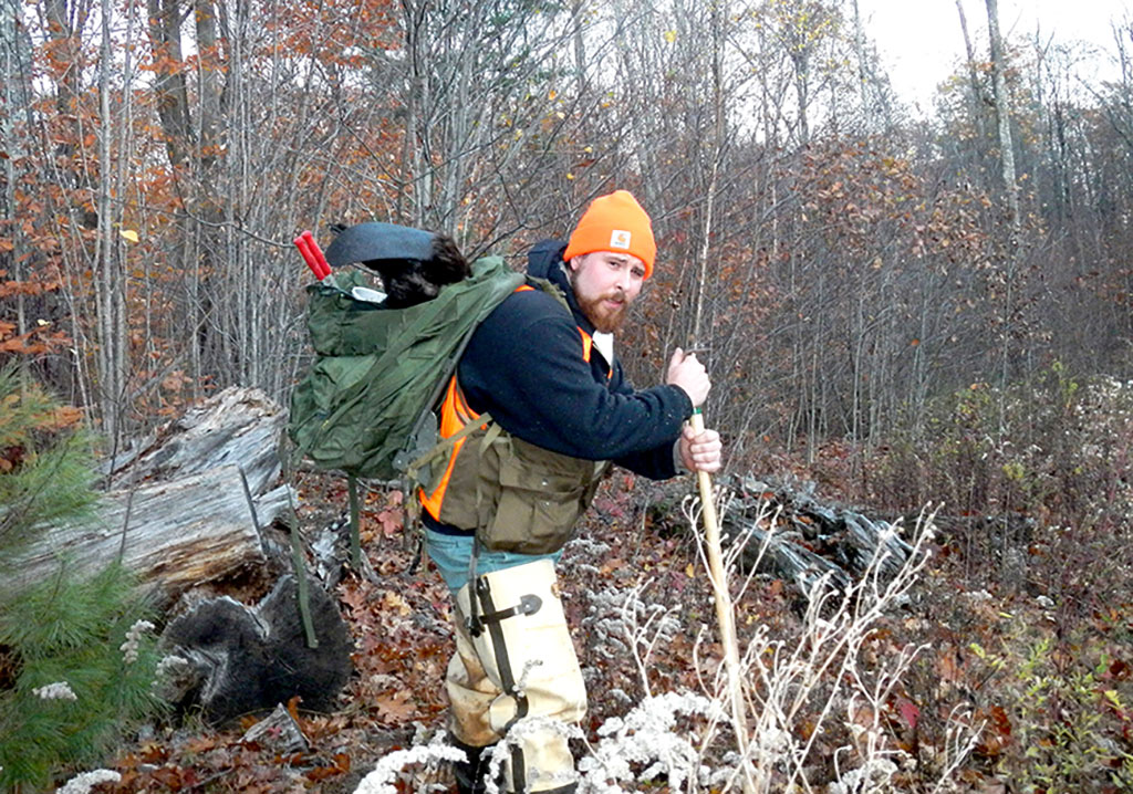 trappers help wildlife managers