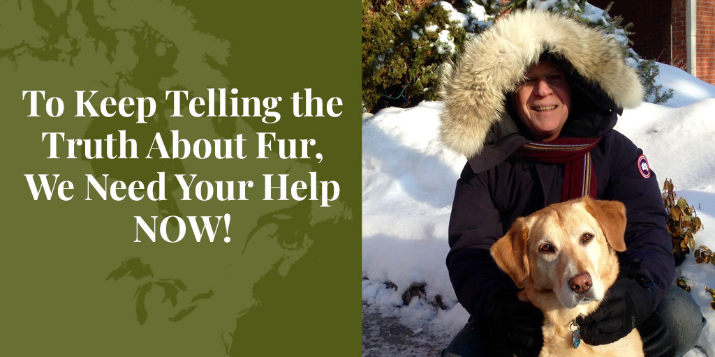 Alan Herscovici of TruthAboutFur
