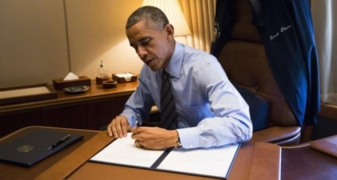 Obama Prepares to Sign Monsanto Dark Act