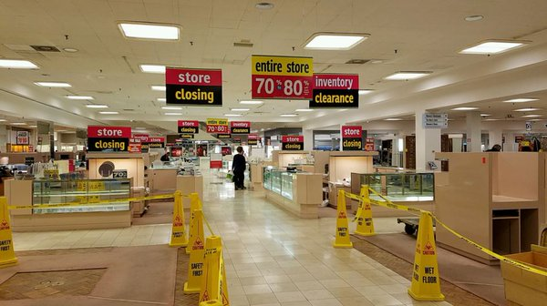 Image result for macy store closings