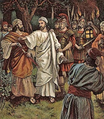 Why Did Jesus Tell the Disciples to Buy Two Swords? (1/2)