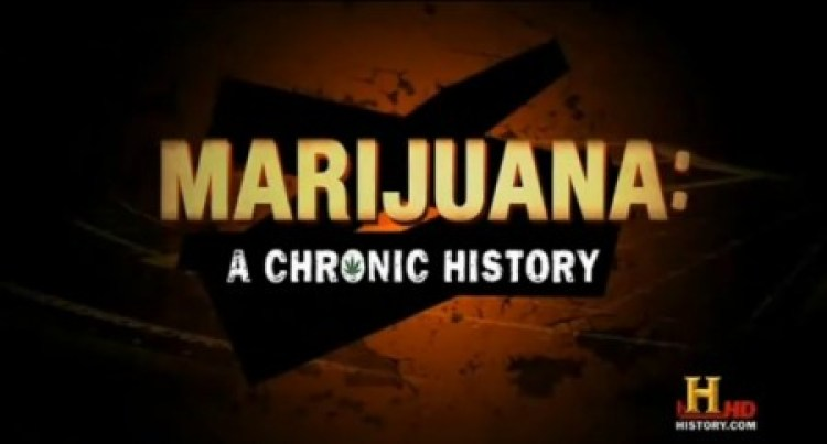 Marijuana chronic-history
