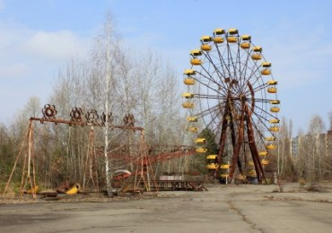 Chernobyl disaster - 27 years after
