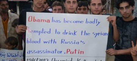 syrians support assad