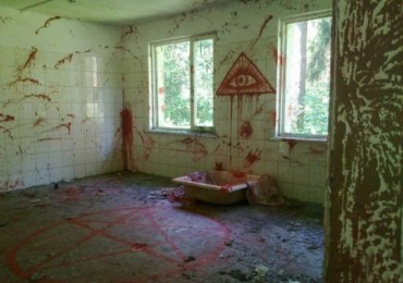 Haunting Abandoned Places