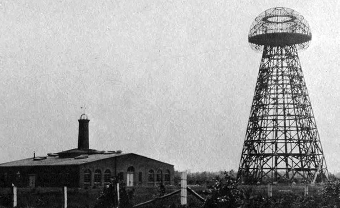 tesla tower project
