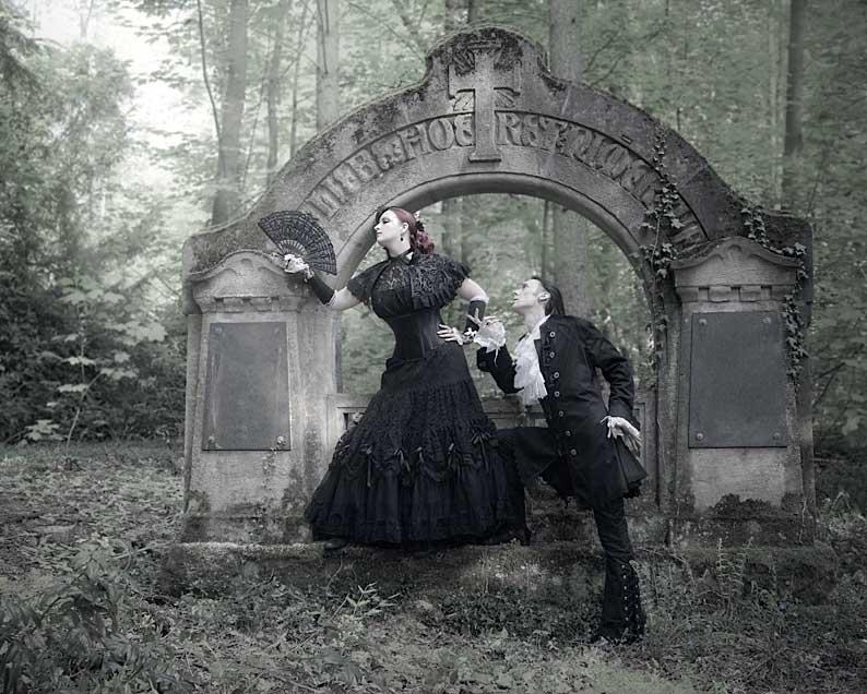 clothing - gothic