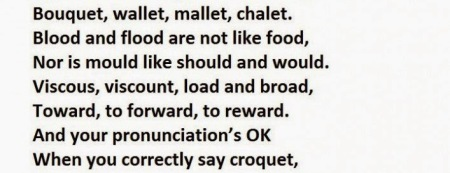 Pronounce This Whole Poem _ 5
