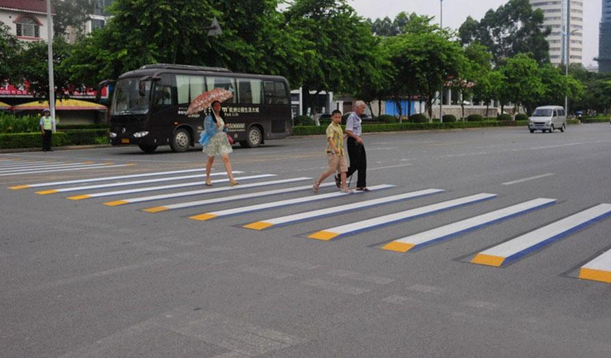 three-dimensional crossings (5)