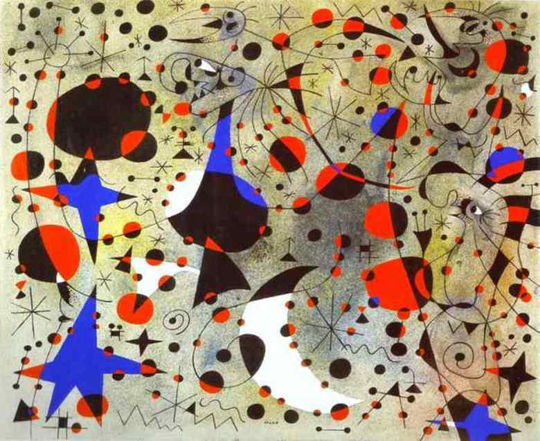 Joan Miro's paints auctioned-3