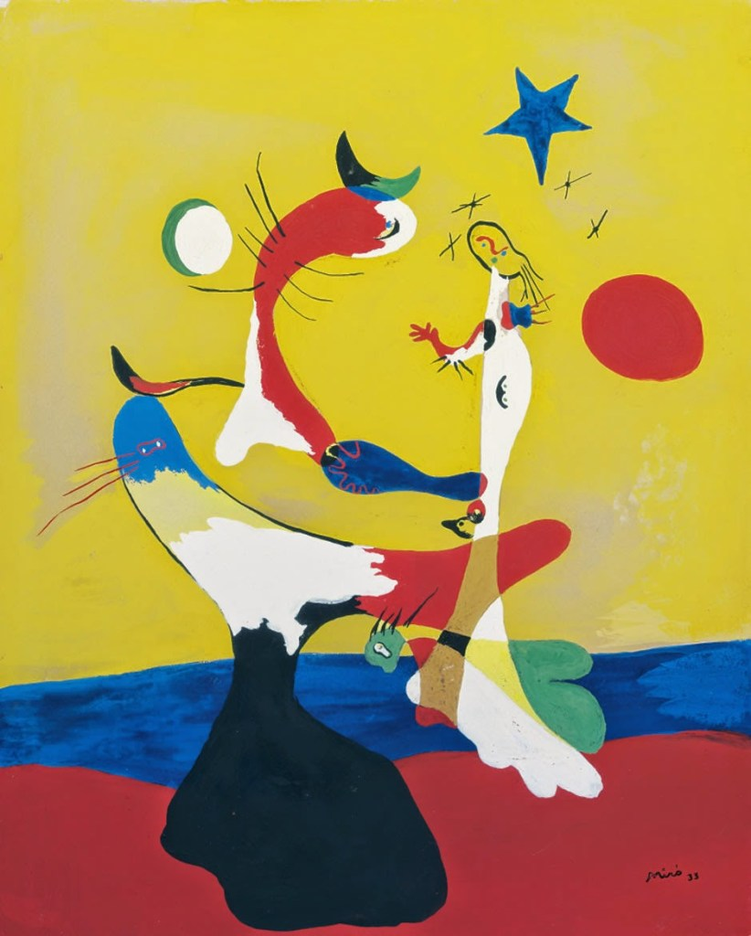 Joan Miro's paints auctioned-5