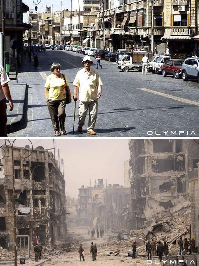 Syrian War-Before-After-8