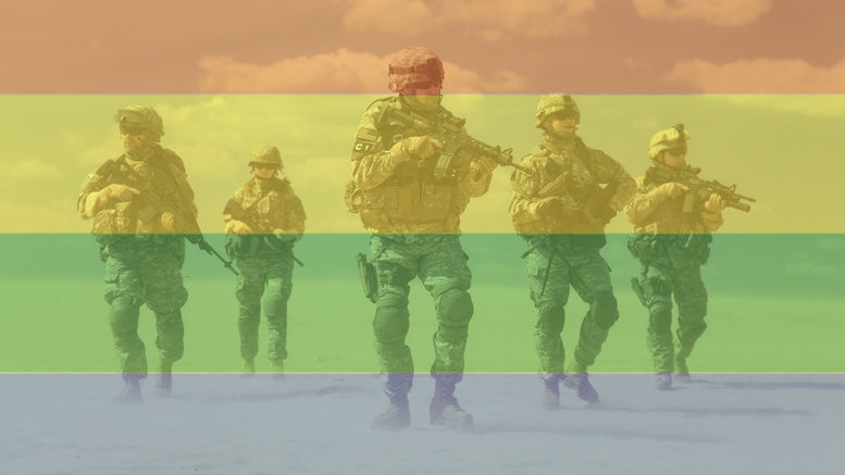 U.S Army will accept transgender people in their forces.