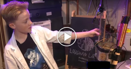 13-Year-Old Physicist Has A Mindblowing Theory On God. [Must Watch]