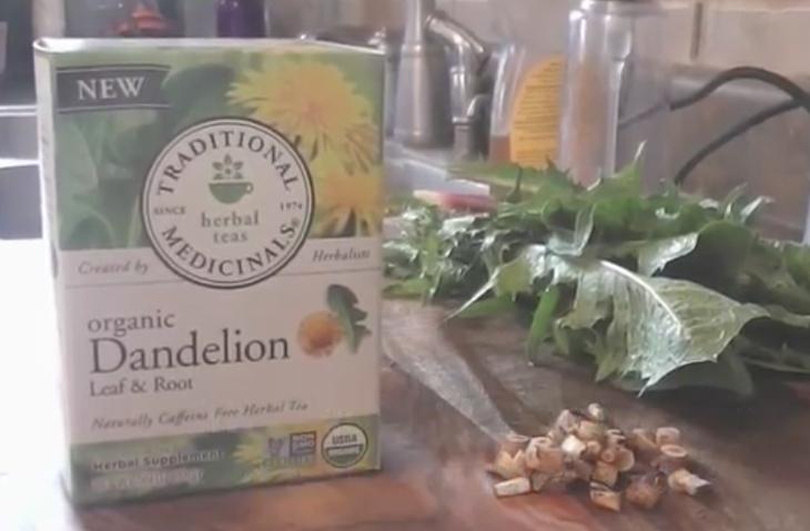dandelion-tea