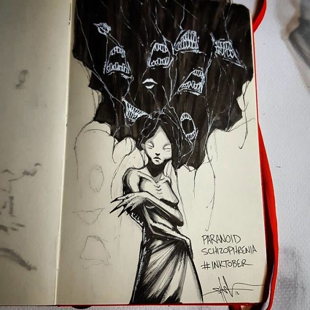 paranoid-schizophrenia