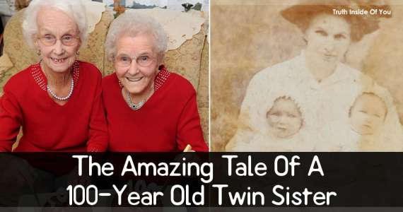 The Amazing Tale Of A 100-Year Old Twin Sister