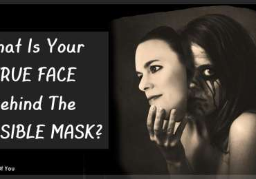 What Is Your TRUE FACE Behind The INVISIBLE MASK?