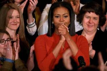 Michelle Obama Journey