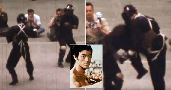 Bruce Lee's Only Recorded 'Real' Fight Is Revealed!