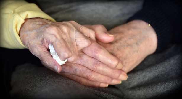 98 Year Old Mother Moved to a Nursing Home to Take Care of Her 80 Year Old Son.3