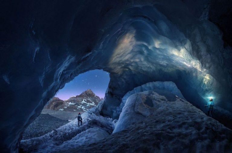 Cave Athabasca of Juan Pablo De Miguel