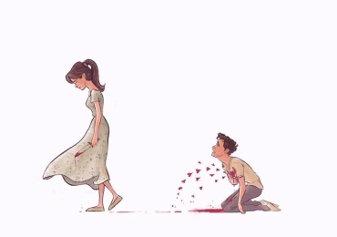 Amazing Illustrations Capture All The Joyful And Sad Moments Of Relationships 12