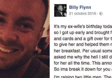 No one understands why dad still sends ex-wife roses – then he reveals the incredible truth