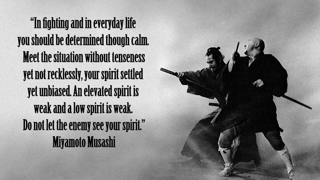 20 Rules of Life a Japanese Samurai (3)