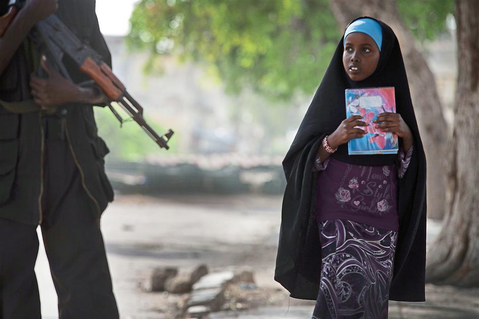5. Somalia
