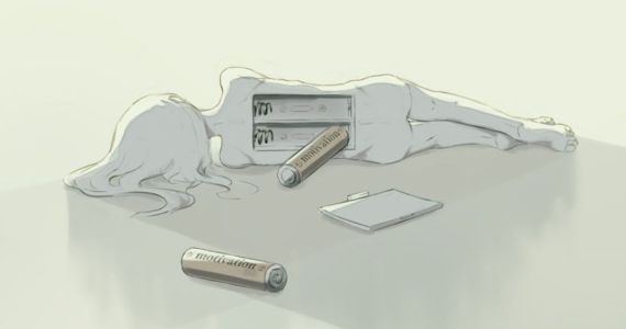 A Japanese Artist Draws Feelings Everyone Has Encountered at Least Once But Couldn't Describe