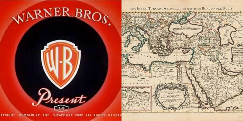 15. When Warner Brothers formed, the Ottoman Empire was still alive.