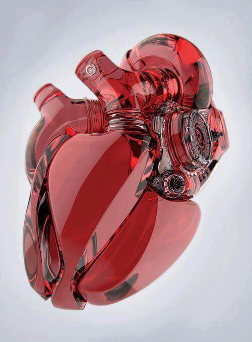 18. Glass Heart Model, Ukraine.
