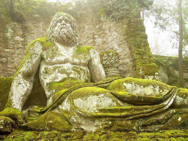 22. Park Of The Monsters, Bomarzo Italy.