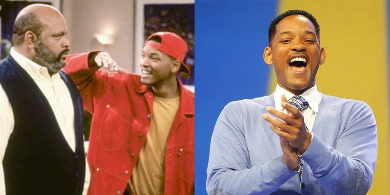 4. Will Smith is now older than Uncle Phil was at the beginning of The Fresh Prince.