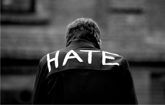 7. Let go of hate