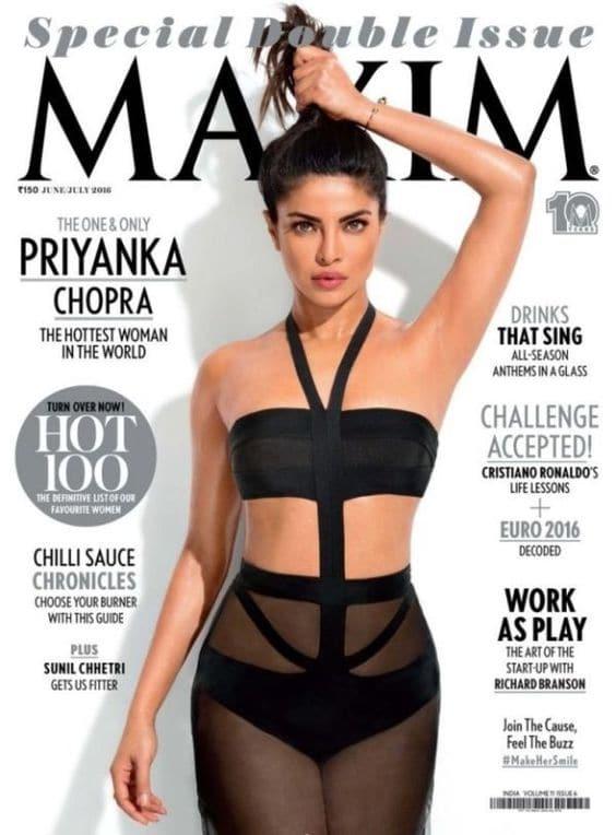 8. Priyanka Chopra