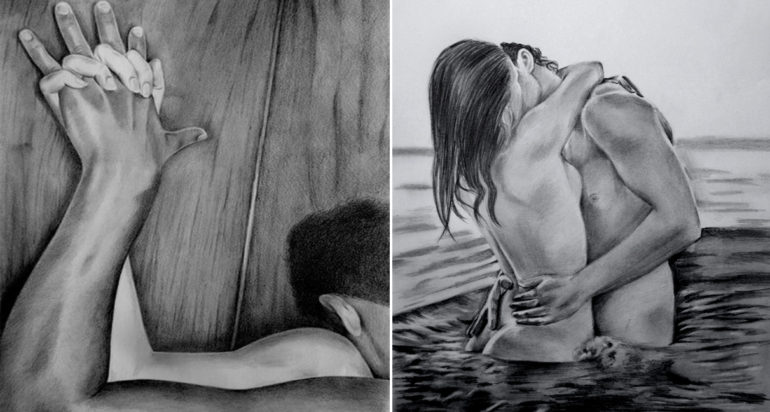 Artist S Incredible Pencil Drawings Depict The Glimpse Of Love That Everyone Can Feel Truth Inside Of You